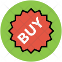 Buy Now Tag Icon