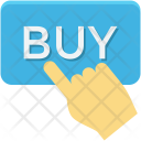 Buy Button Now Icon