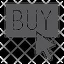 Buy Now Shopping Icon