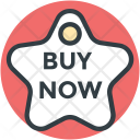 Buy Now Sale Icon