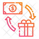 Shopping Cash Payment Buy Gift Icon