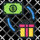 Buy Buy Gift Gift Box Icon