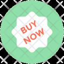 Buy Sticker Now Icon