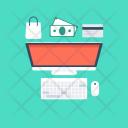 Buy Online Store Icon