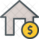 Buy Pay Apartment Icon