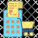Buy Procure Invoice Icon