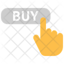 Buy Click On Buy Shopping Icon