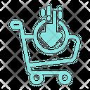 Buy Add Cart Icon
