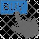 Seo Web Buy Icon