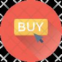 Buy Button Click Icon