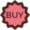 Buy Label Offer Icon