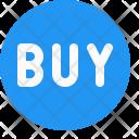 Buy Button Shopping Icon