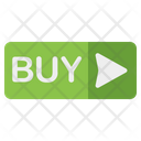 Buy Button Commerce Icon