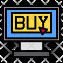 Monitoy Online Buy Icon