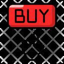 Buy Shopping Ecommerce Icon