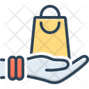 Buy Carry Bag Product Icon