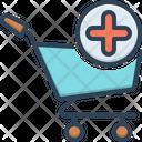 Buy Add Basket Icon