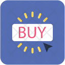 Buy Button Online Icon