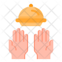 Hand Buy Delivery Icon