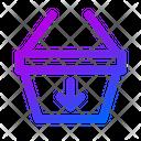 Ecommerce Icon Gradient Color Icon