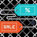 Buy Discount Label Icon