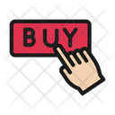 Buy Trading Online Icon