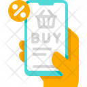 Buy Mobile App Icon