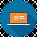 Buy Commerce Computer Icon