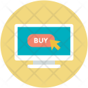 Buy Click Store Icon
