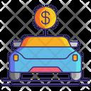 Buy A Car Icon