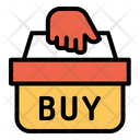 Buy Basket Icon