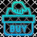 Buy Basket Icon