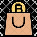 Buy Bitcoin Bitcoin Shopping Bag Bitcoin Icon