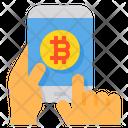 Buy Bitcoin Icon