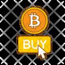 Buy Bitcoin Buy Digital Currency Icon