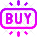 Buy Button Online Shopping E Commerce Icon
