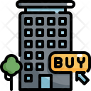 Buy Condominium Real Icon