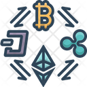 Buy Trade Exchange Icon