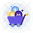 Buy cryptocurrencies Icon