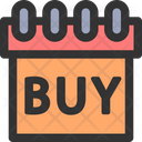 Buy Date Icon