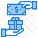 Buy Gift Gift Payment Shopping Icon