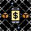 Buy Goods Money Icon