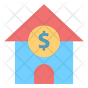 Buy Home Real Estate Icon