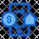 Buy House Property Transaction Icon