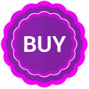 Label Buy Sticker Icon