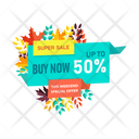 Buy Now Sale Tag Sale Label Icon