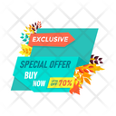 Buy Now Sale Tag Sale Label Icon
