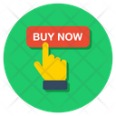 Buy Now Shopping Button Online Shopping Icon