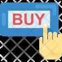 Buy Now Online Icon