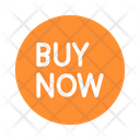Buy Now Commerce Sale Tag Icon